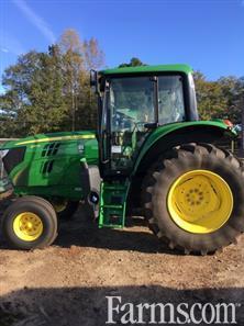 2018 John Deere 6110M Other Tractor