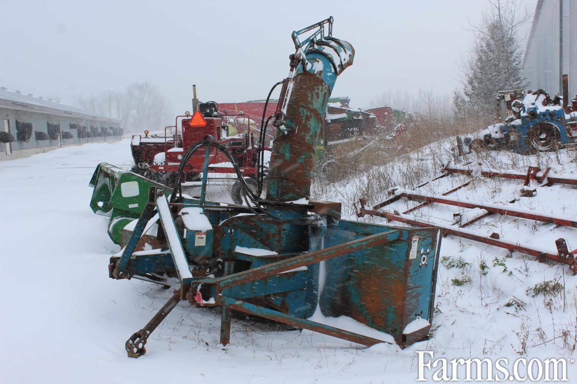 Lucknow 9 ft Snow Blower