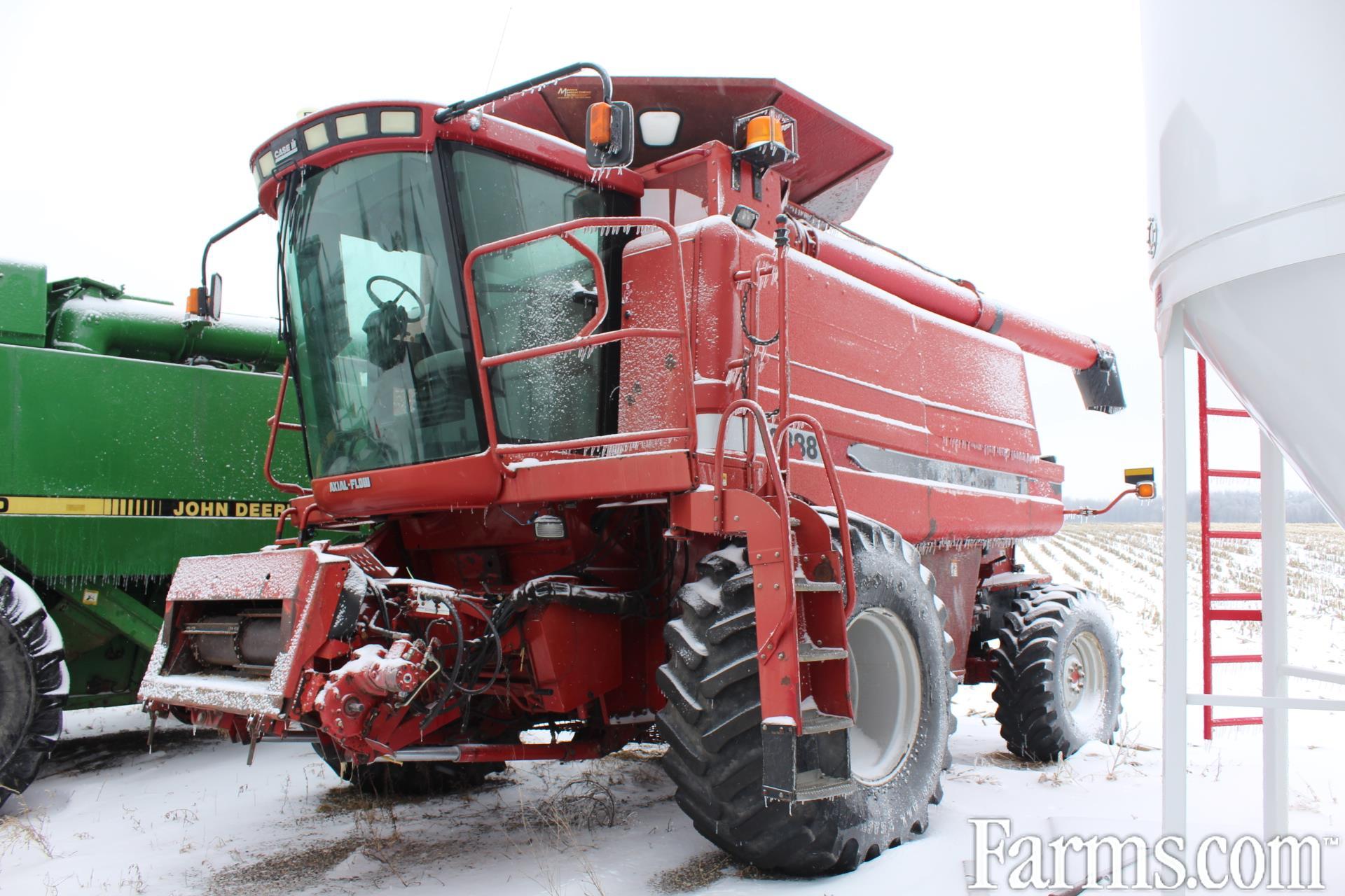 CIH 2388 4WD Combine