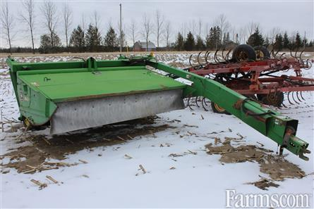 John Deere 920 Mower Conditioners / Windrowers for Sale | USFarmer com