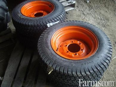 Kubota Tires&Rims