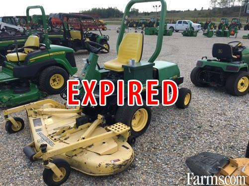 John Deere 1996 F935 Stalk Choppers / Flail Mowers