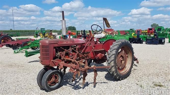 Farmall 1951 SUPER C Other Tractors