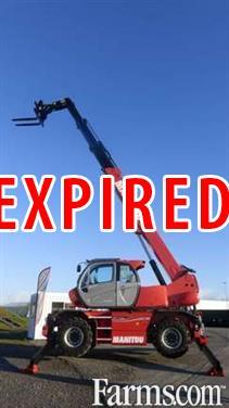 Manitou 2019 MRT2550 Other Equipment