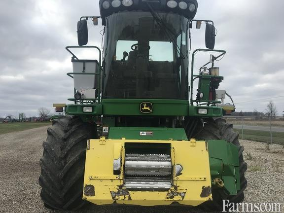 John Deere 2013 7480 Forage Harvesters