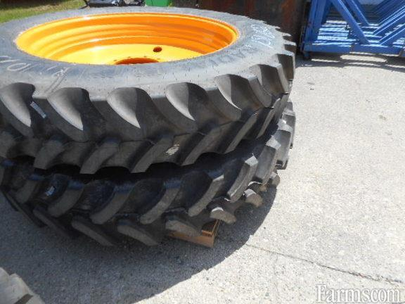 Goodyear 320/105R54 Tires, Duals, Rims & Chains
