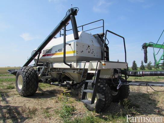 1998 bourgault 5720 air seeder air cart for sale