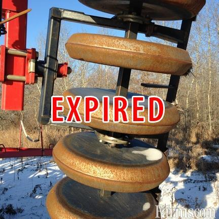 2003 morris maxim ii air seeder air cart for sale