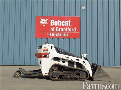 Bobcat Of Brantford >> Bobcat 2014 Mt52 Skid Steers For Sale Usfarmer Com