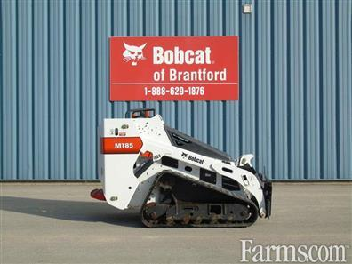 Bobcat Of Brantford >> 2016 Bobcat Mt85