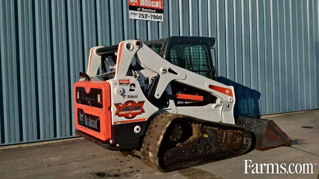 Bobcat Of Brantford >> 2014 Bobcat T650 for Sale | Farms.com