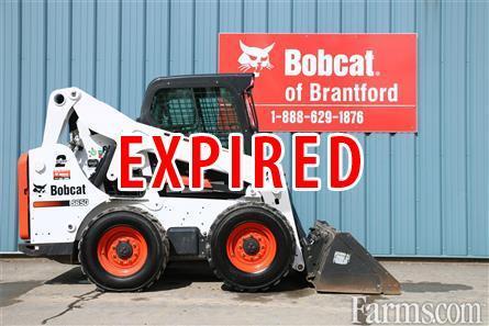 Bobcat Of Brantford >> Bobcat 2015 S650 Skid Steers For Sale Usfarmer Com