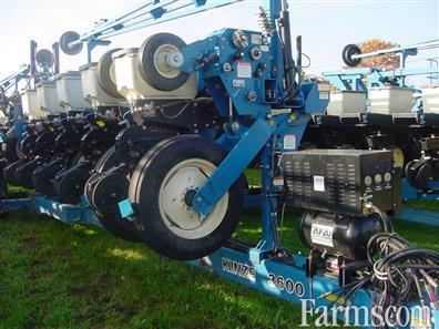 Kinze 3600 Planters For Sale Usfarmer Com
