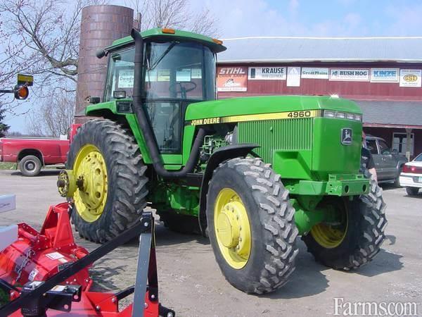 John Deere 4960 Other Tractors