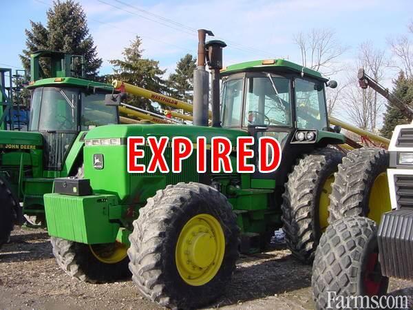 John Deere 4850 Other Tractors