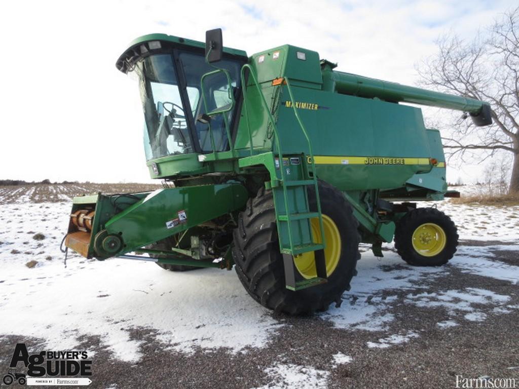John Deere 9610 Combines Harvesting For Sale Used John 2016 Car  #706B39