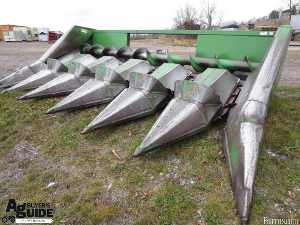 John Deere 643 Corn Head #49653C