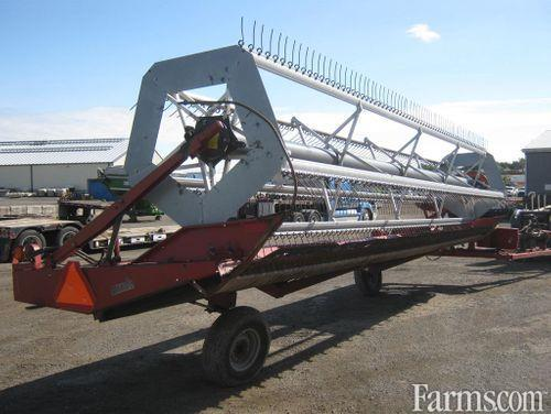 Case IH 725 Windrower