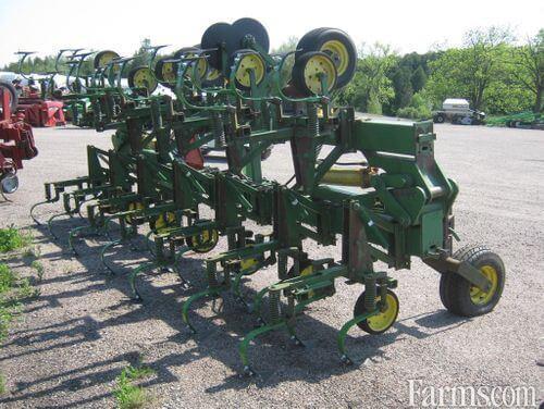 John Deere 845 Row Crop Cultivators