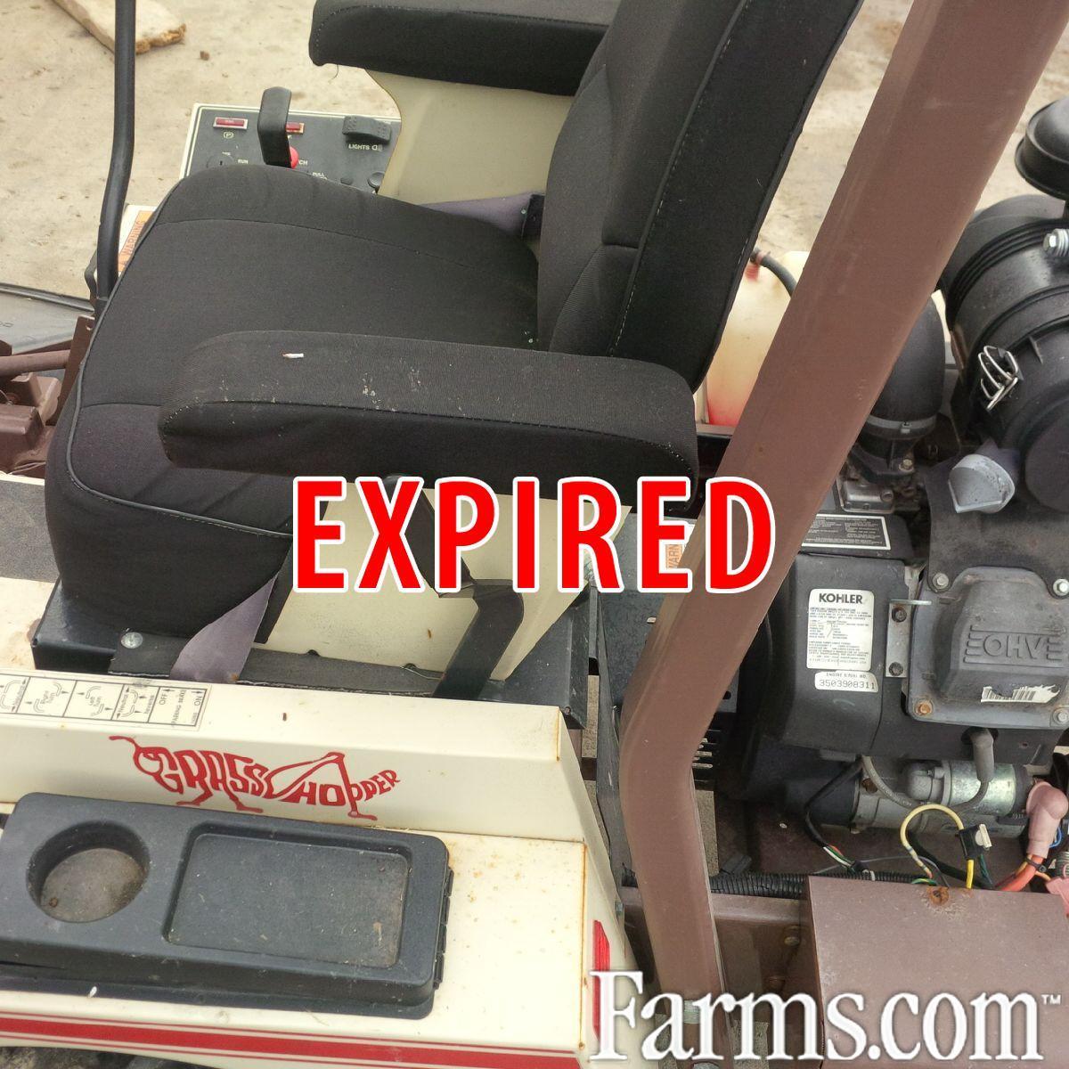 Used Grasshopper Mower Parts – A Murti Schofield