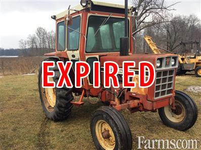 International 584 Other Tractor For Sale