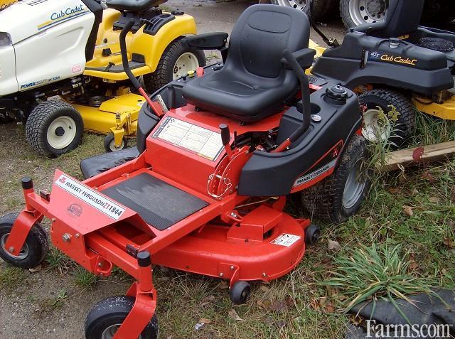 2007 Massey Ferguson ZT1844 Riding Lawn Mower