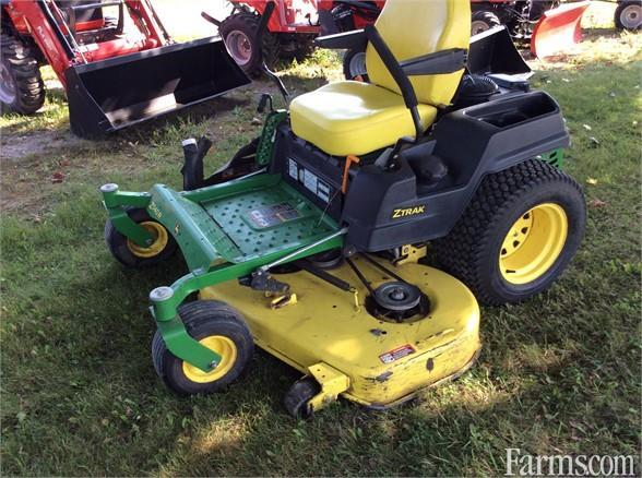 2007 John Deere Z540R Riding Lawn Mower