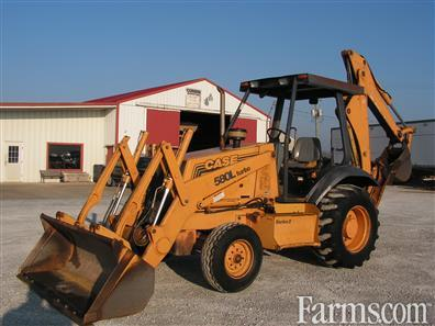 Case Construction 580 L SERIES 2 TURBO Backhoes & Loaders