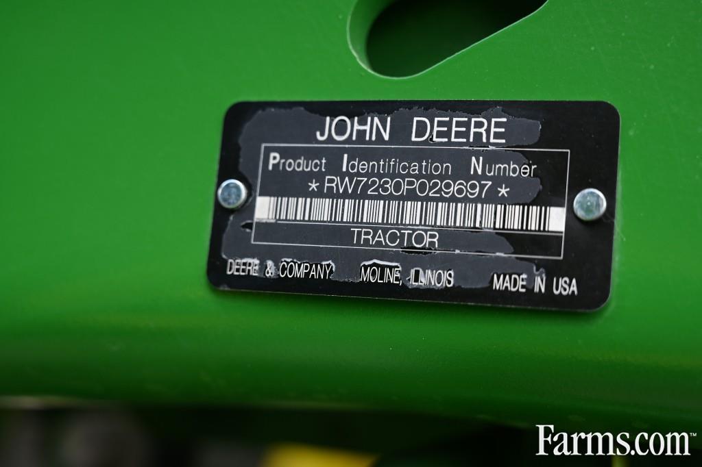 John deere 7230 Premium
