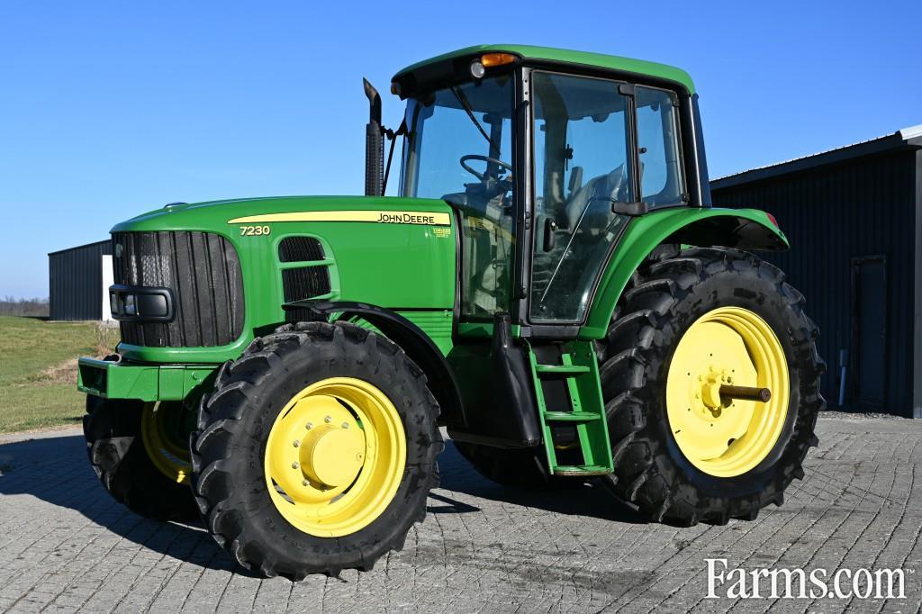 2012 John Deere 7230 - Stock#5561