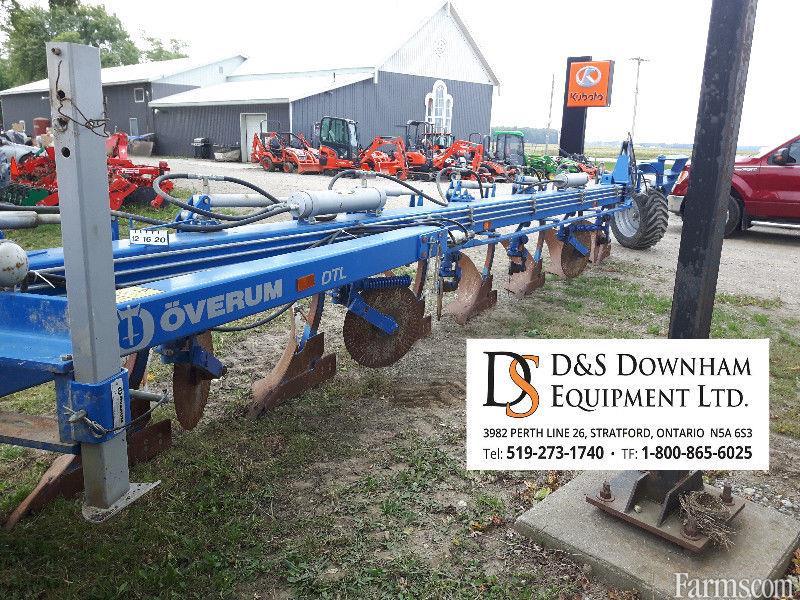 Overum DTC7119H Plow
