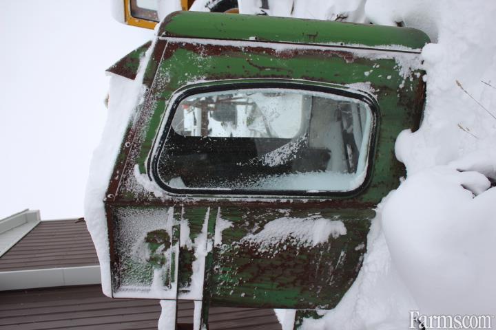 John Deere cab