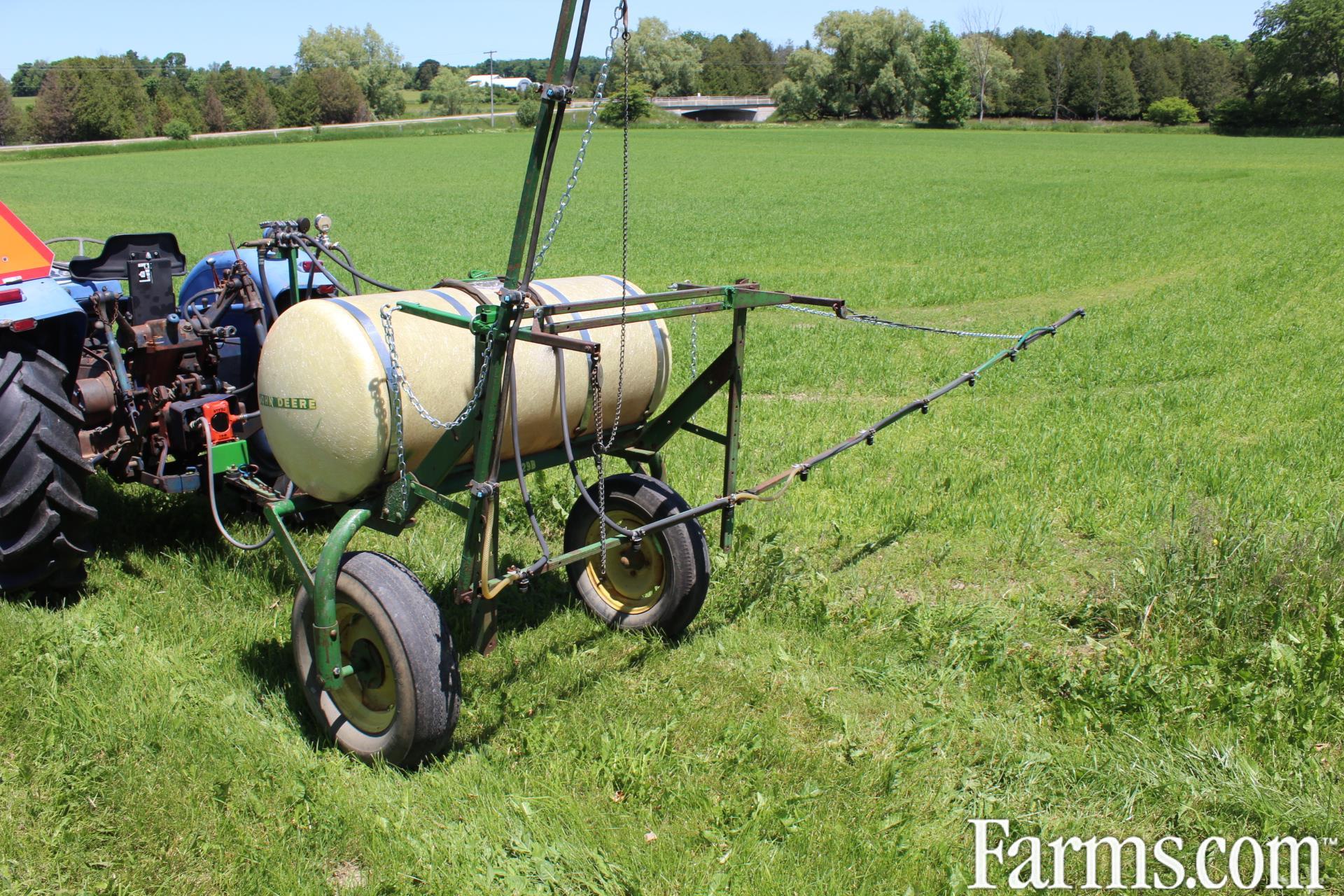 John Deere 29B Fertilizer Applicators - Liquid
