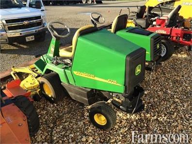 John Deere Lawn Mowers For Sale >> John Deere 2004 F735 Riding Lawn Mowers