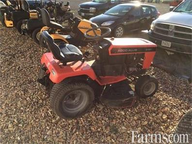 Agco allis 2000 918h riding lawn mowers for sale usfarmer agco allis 2000 918h riding lawn mowers publicscrutiny Choice Image