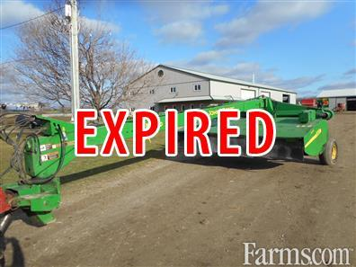 JD 946 Discbine for Sale | Farms com