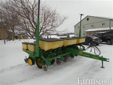 Jd 7200 Planter For Sale Farms Com