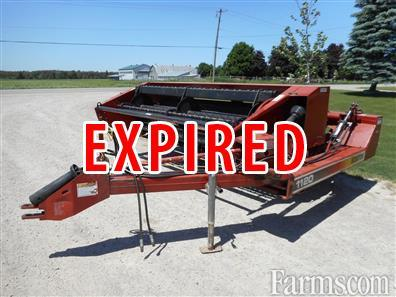 Hesston 1120 Mower Conditioners / Windrowers for Sale | USFarmer com