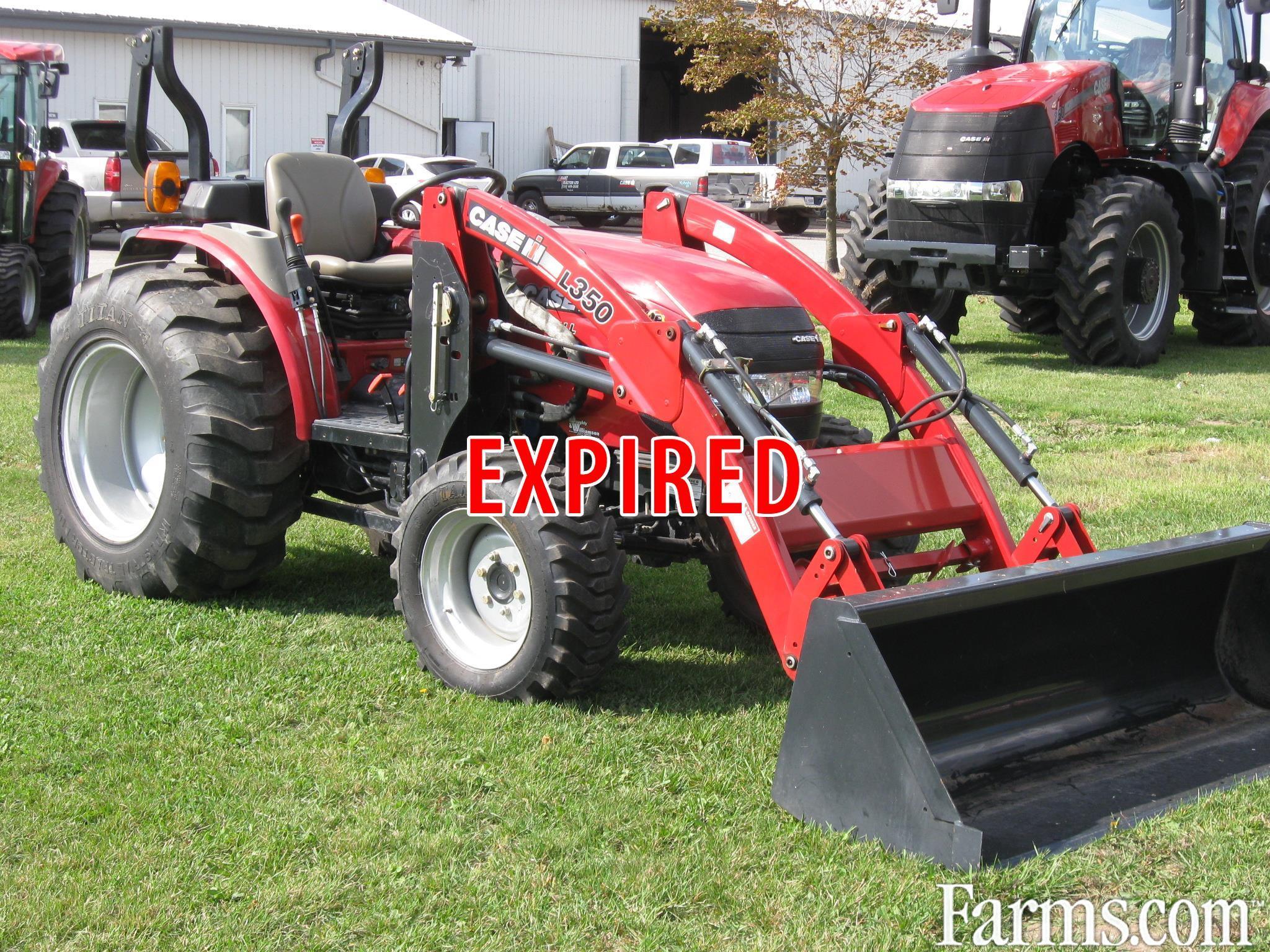 Farmall Compact Tractors For Sale : Cih farmall b compact tractor for sale farms