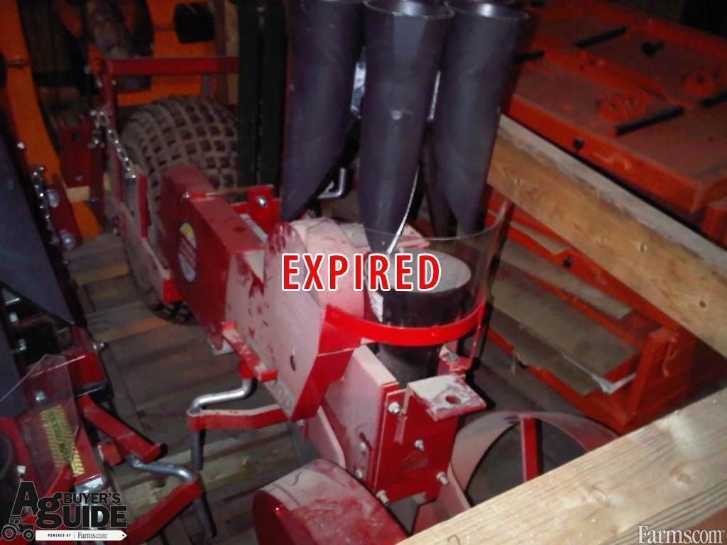 2009 Mechanical 5000WD Row Units
