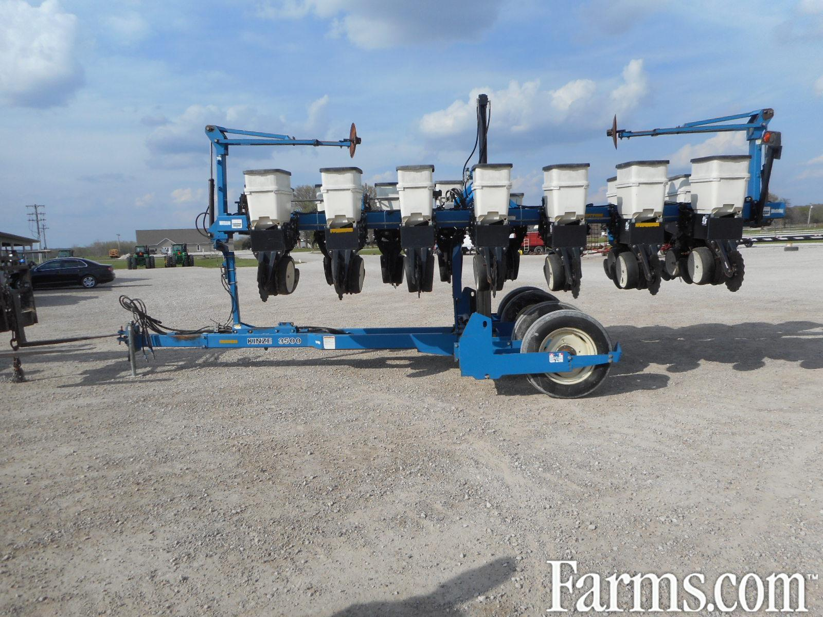 Kinze Planters For Sale Usfarmer Com