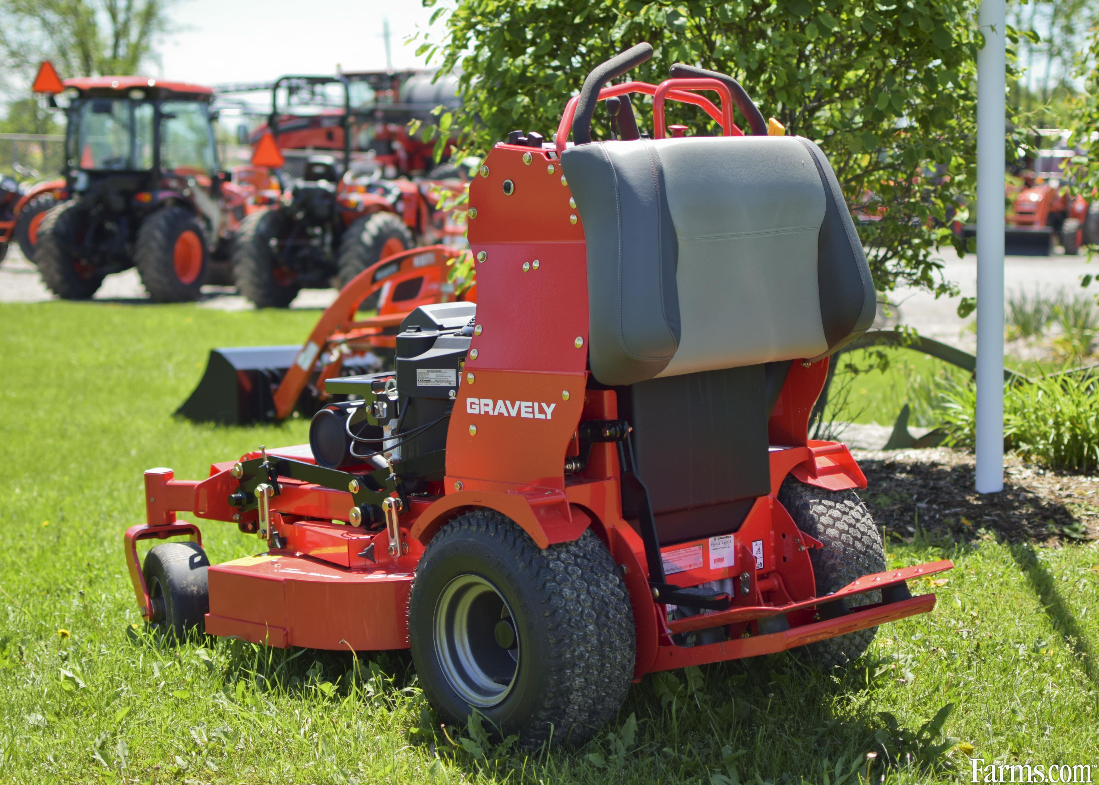 Gravely 2017 Prostance Riding Lawn Mowers For Sale