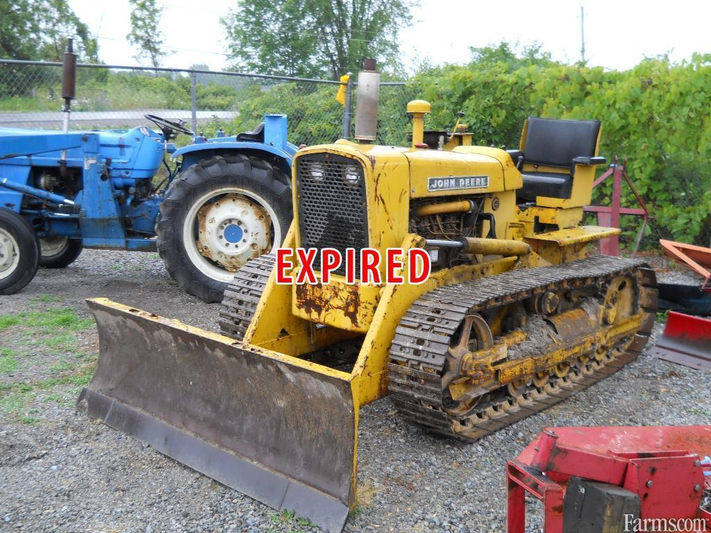 John Deere 1010 Dozer for Sale | Farms.com