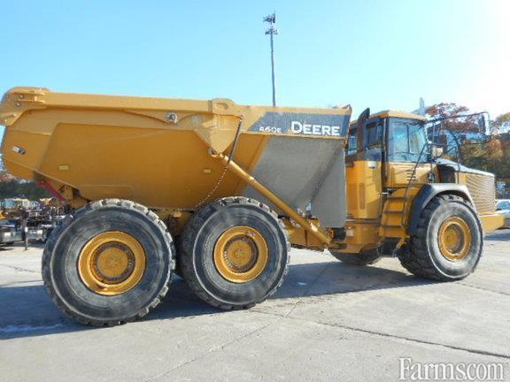 2014 John Deere 460E