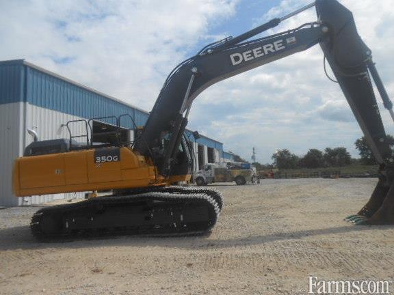 John Deere 2018 350G LC Excavators