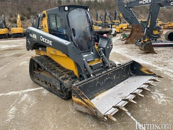 John Deere 2019 331G Track Loaders