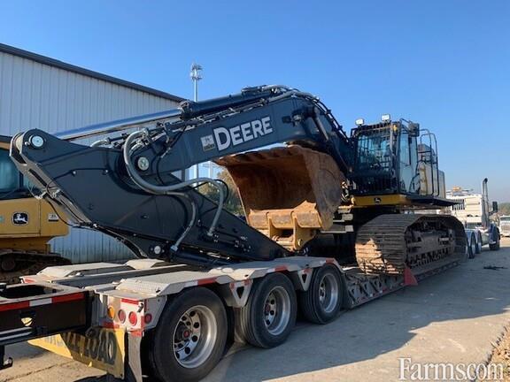 2018 John Deere 470G LC