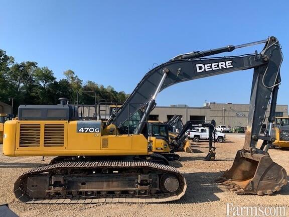 John Deere 2018 470G LC Excavators