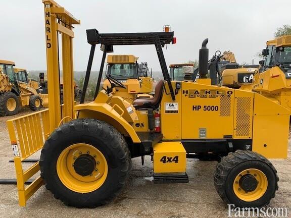 Harleman Mfg. 2014 HP5000 Forklifts