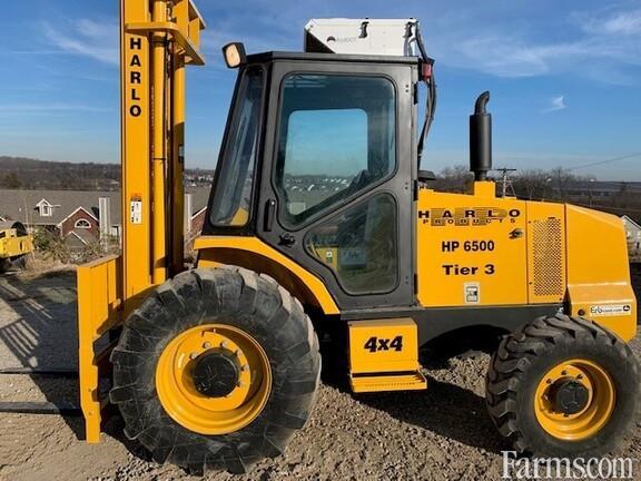 Harleman Mfg. 2012 HP6500 Forklifts